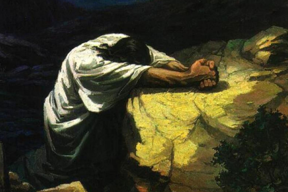 Jesus' Agony in the Garden | The Word Among Us