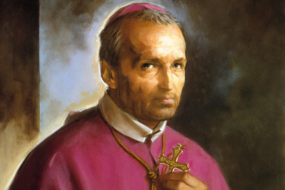 St. Alphonsus de Liguori, The Gentle Shepherd by Patricia Mitchell
