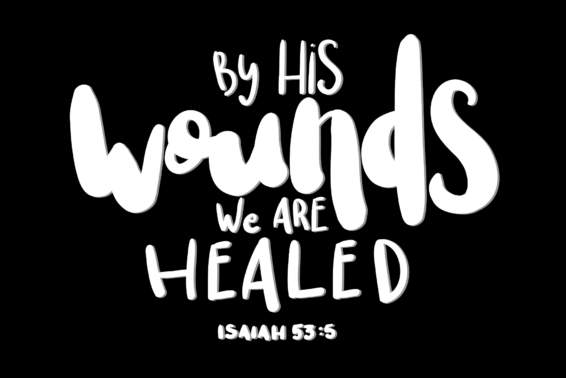 """Heal This Wound, Lord!"": The Gospel is the word of Jesus, through which he preaches to us and heals us. by Pope Francis"