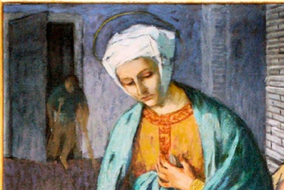 Saints Grieve Too: Learning from St. Elizabeth of Hungary: The Church honors St. Elizabeth of Hungary on her feast day, November 17. by Woodeene Koenig-Bricker