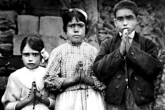Pray for Peace: The Story of Fatima