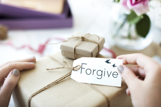 Forgiveness—A Gift from God: Forgiveness and mercy toward others are a gift, and our access through our relationship with Jesus, to the mercy of God. by John and Therese Boucher