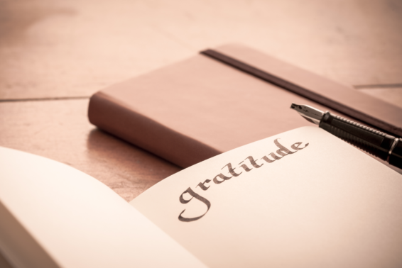 Gratitude by John and Therese Boucher