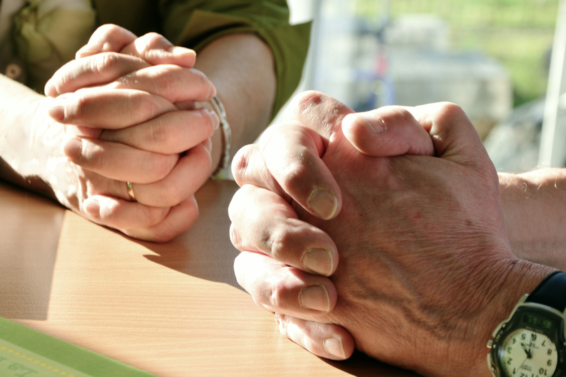 Praying through Challenging Times: Standing Together as a Couple through Trials and Difficulties by Dr. Greg and Lisa Popcak