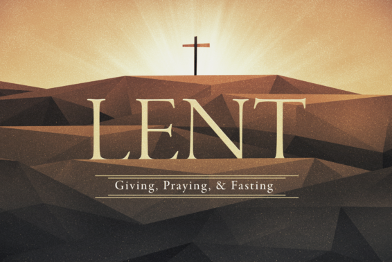 Turning from Self to God: An Examination of Conscience for Lent