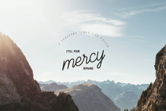 A Year of Grace and Favor: Jesus' mercy is for every aspect of our lives.