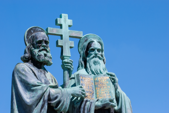 Making Disciples of All Nations: The Pioneering Work of Saints Cyril and Methodius by Patricia Mitchell
