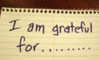 Reflections on Thanksgiving and Gratitude