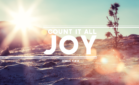 Count It All Joy for the Sake of Love