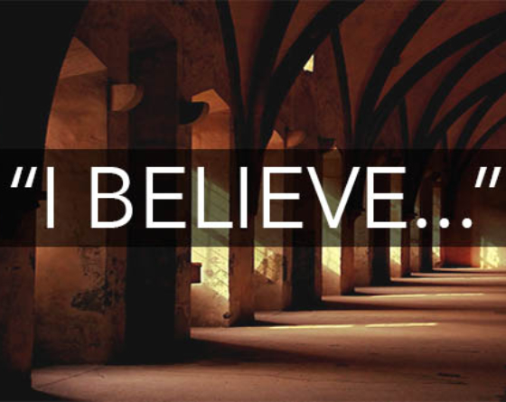 Believe the Impossible!: The Holy Spirit can show us how.