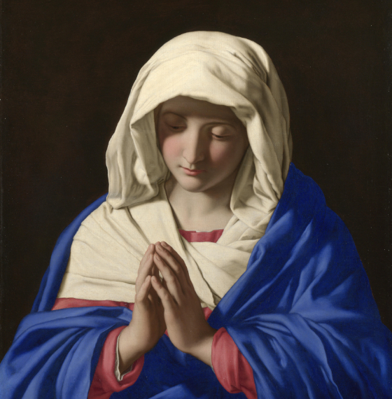 Mary's Fiat: The Annunciation: Two thousand years after Mary said yes to God in Nazareth, her example still offers us strength to follow God's will in our own lives. by Jeanne Kun