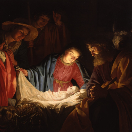 A Christmas Prayer by Fr. Austin Fleming
