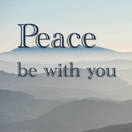 Peace Be with You!: A promise and a gift for Easter