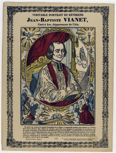 Saint of the Confessional: How St. John Vianney brought a whole town to conversion. by Patricia Mitchell