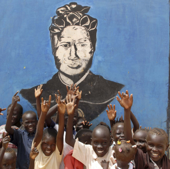 "From Slave to Saint: The Story of St. Josephine Bakhita, the ""Lucky One"" by Jill Boughton"