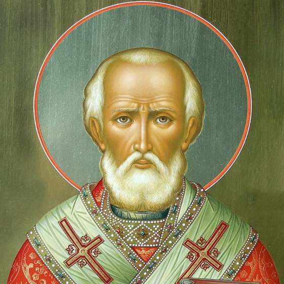 Meet St. Nicholas the Wonder-Worker: The Church celebrates remembers and honors St. Nicholas on December 6 by Louise Perrotta