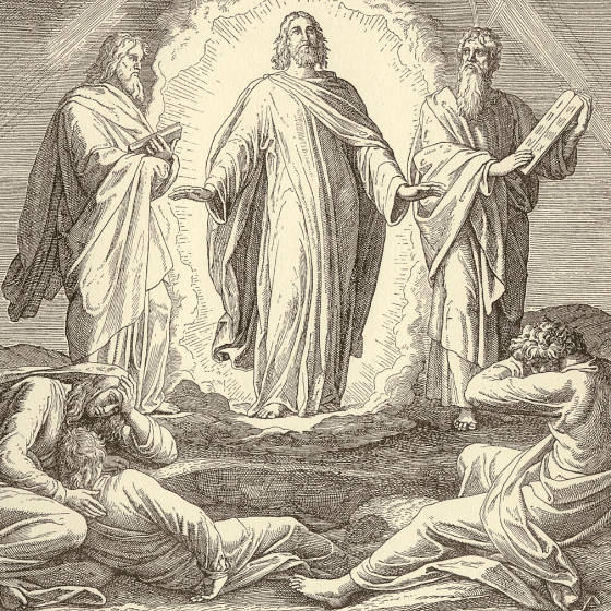 The Transfiguration of the Lord: The promise of the transfiguration can be ours as well.
