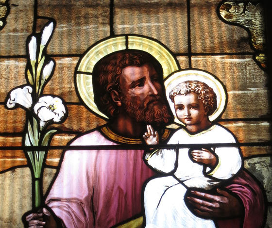 Honoring St. Joseph the Worker: Through St. Joseph, God affirmed and sanctified human work. by Louise Perrotta