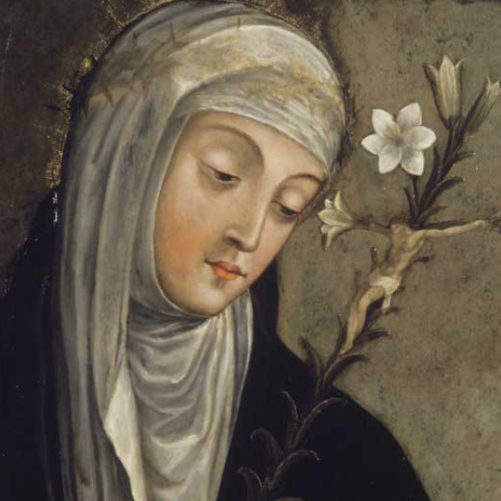 The Extraordinary St. Catherine of Siena: A Bridge between Heaven and Earth by Patricia Mitchell