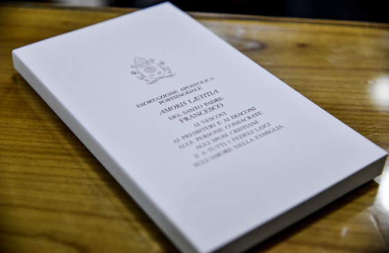 A Love That Never Gives Up: Pope Francis reflects on 1 Corinthians 13:7 in his Apostolic Letter The Joy of Love (Amoris Laetitia)