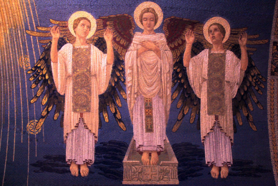 The Archangels: <em>Heralds and Our Fellow Servants</em>