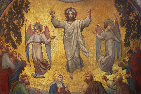 Reflections on the Ascension: The hope to which we're called.