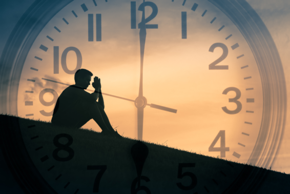 Building Your Prayer Time: A model for personal prayer.