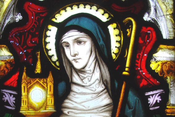 Love Opens Many Doors: <em>St. Clare of Assisi, Pioneer of Faith</em> by Sr. Inez Marie Salfer, PCPA