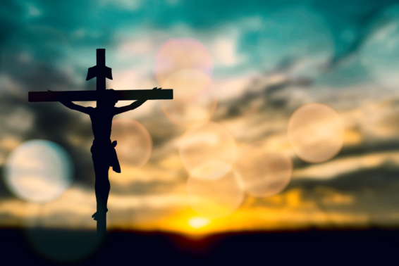 A Love Unto Death: The cross has reconciled us to God.