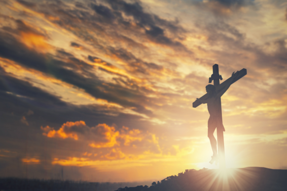 Behold the Man: A new look at Jesus' crucifixion.