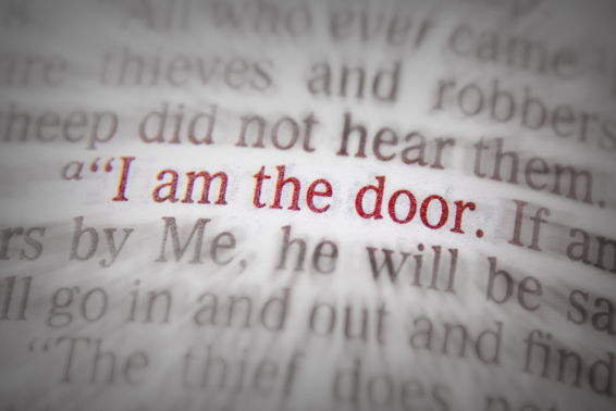 The Doorway to the Father: The love of the Lord never ends.