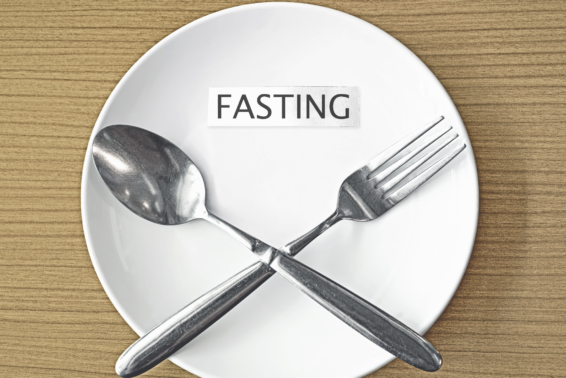 Fasting—a Powerful Prayer for Lent: When we fast and pray, our spiritual connection to Jesus increases.
