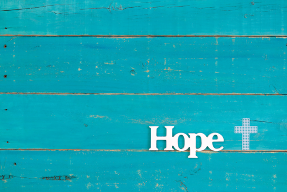Waiting in Joyful Hope: Living with a heavenly perspective.
