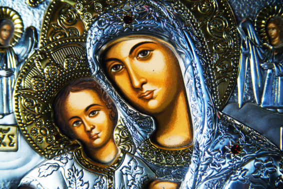 Mary, the Life of Blessing: The Lord bless you and keep you.