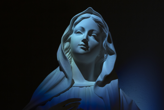 Mary, Most Favored: Mary's Union with the Holy Spirit