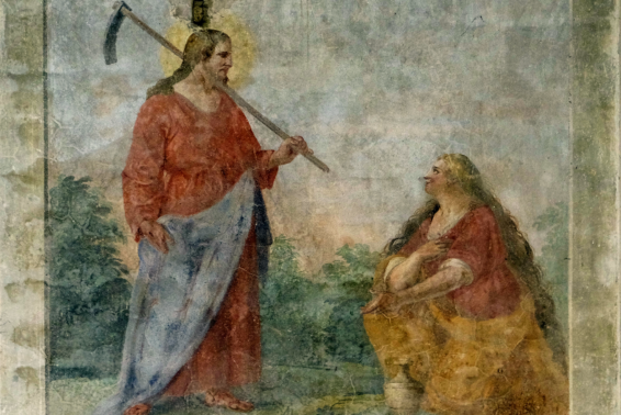 Mary Magdalene, Apostle to the Apostles: Mary followed Jesus in faith and constancy. by Jeanne Kun
