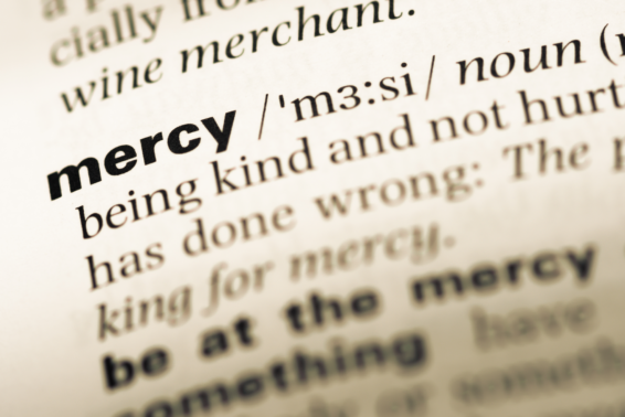 Mercy for All: Receive God's Mercy