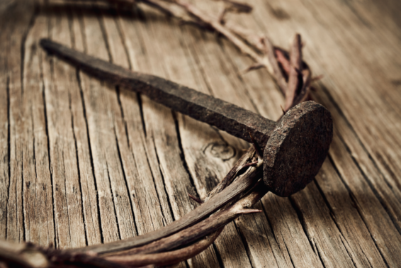 Passionate about the Passion: Experience a new depth of God's love this Lent.