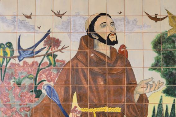 Transformed into the Likeness of Christ: <em>The Conversion of St. Francis of Assisi</em> by Jeanne Kun