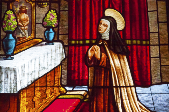 Let Nothing Disturb You: The life and prayer of St. Teresa of Ávila. by Patricia Mitchell