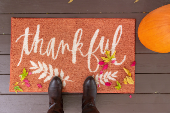Reflections on Thanksgiving and Gratitude: Praise God from whom all blessings flow! by Jeanne Kun
