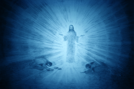 """The Transfiguration of the Lord: <em>""""It is good that we are here."""" (Luke 9:33)</em>"""