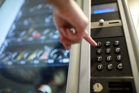 The Great Vending Machine: <em>Prayer is about a relationship, not a product.</em> by Fr. Jerome Kodell, OSB