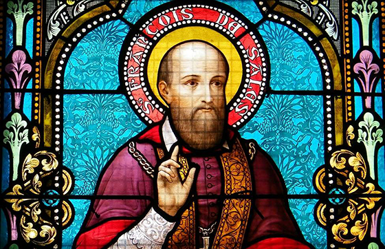 Why I Love St. Francis de Sales: He Makes the Spiritual Life Seem Do-able. by Patricia Mitchell