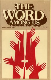 Inaugural Issue of The Word Among Us, 1981