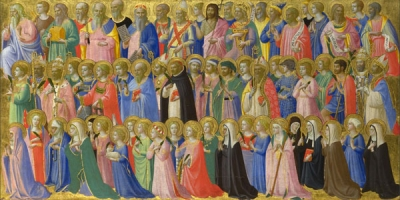 Praying With—and Like—the Saints in Heaven