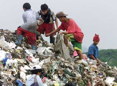 Turning a Mountain of Garbage into a Monument of Hope