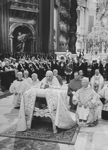 "The ""Faith"" of Vatican II"