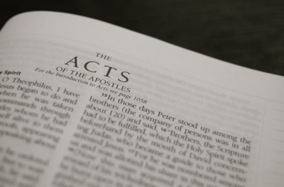 "The ""Acts"" of the Holy Spirit"