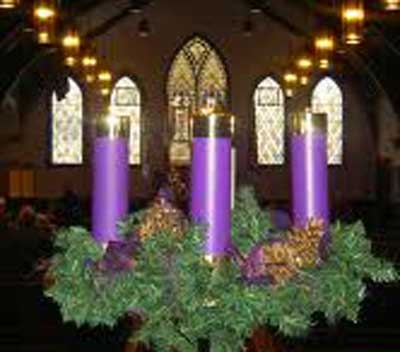 A Simple Way to Pray  with the Advent Wreath